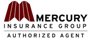 Mercury Insurance Authorized Agent